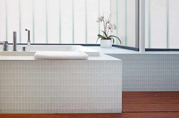 baie casa moderna