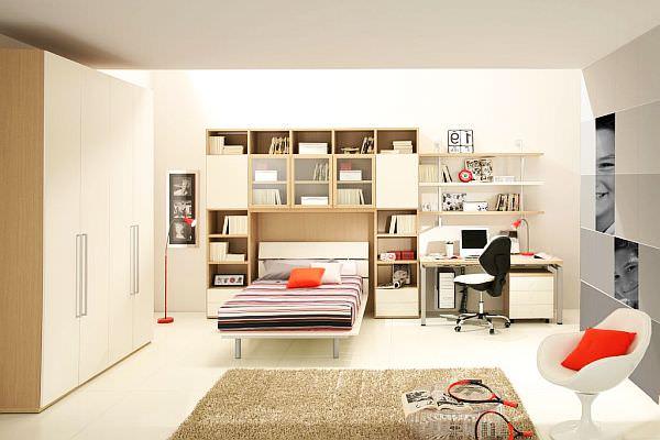 camere pentru adolescenti