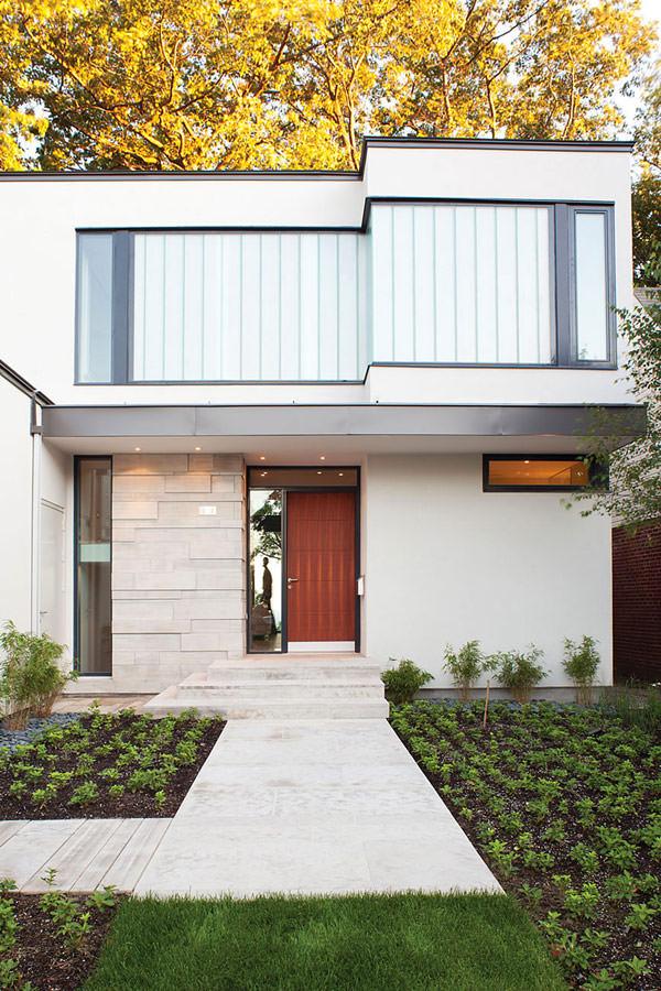 casa moderna buget mic