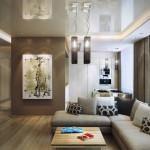 Cum sa decorezi modern un apartament mic