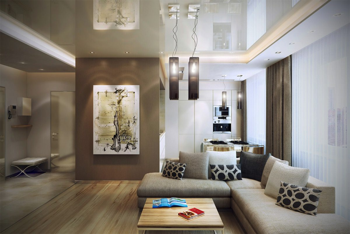 decoratiuni interioare apartament