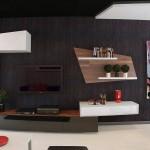 Stilul contemporan: sugestii pentru decorarea livingului