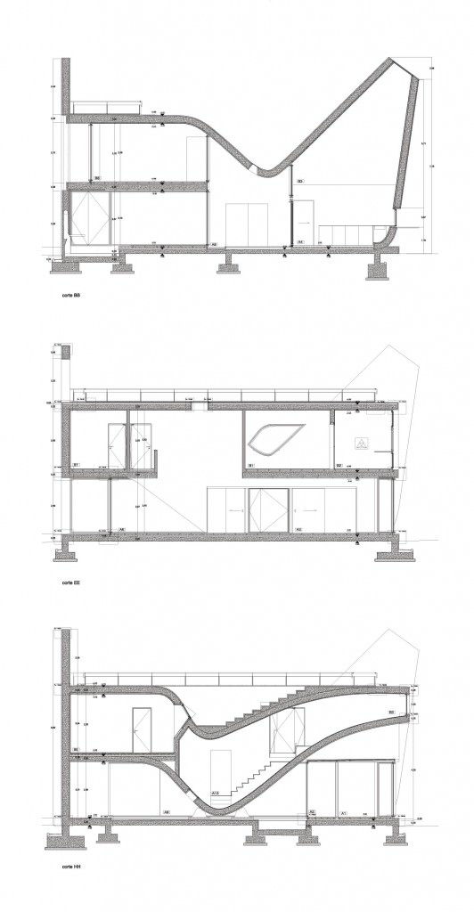 sectiuni proiect casa
