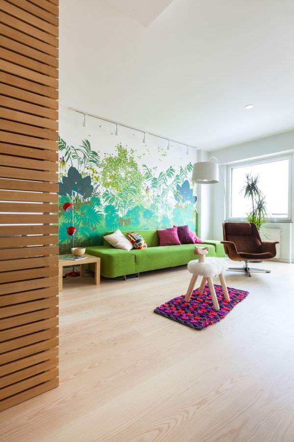 Design interior pentru apartament renovat