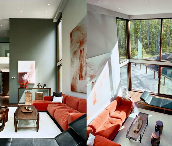 design interior pentru living modern