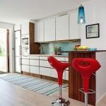 Culori vii pentru amenajarea unui apartament mic