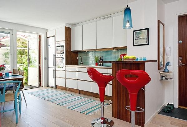 Amenajarea unui apartament mic