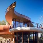Arhitectura contemporana pentru Alice in Tara Minunilor
