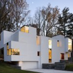 Un pic de sare in arhitectura moderna: casa NaCl