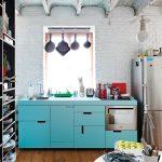 Idei mari pentru bucatarii mici: amenajari de nota 10