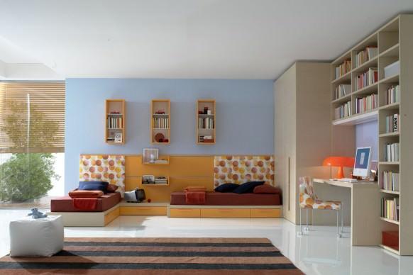 Amenajari interioare camere de adolescenti