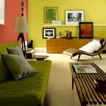 Verde la amenajari interioare: idei de design