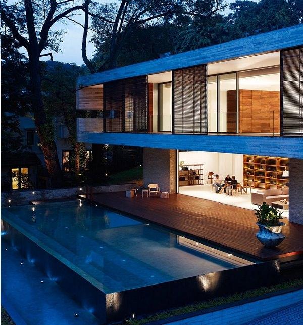 Kiwistudio casa moderna confortabila construita cu bun gust for Casa moderna romania