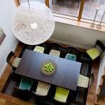 Amenajari interioare pentru locul de luat masa: exemple si sugestii