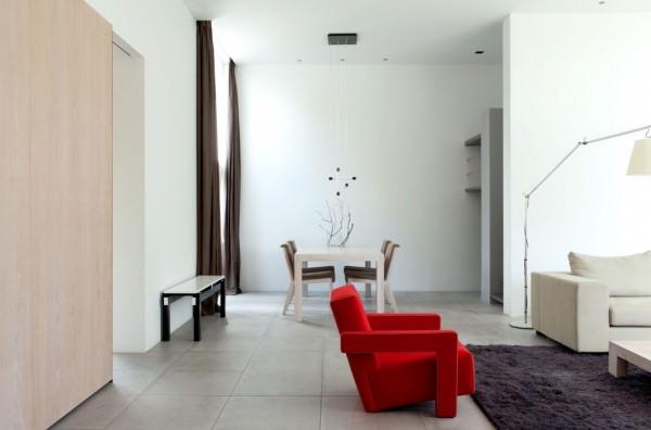 Design minimalist pentru apartamente mici