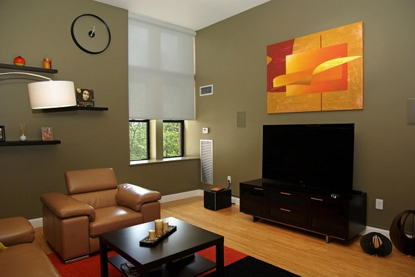 Design minimalism pentru apartamente mici