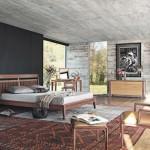 Tendinte in amenajarea dormitorului: culori, texturi, forme