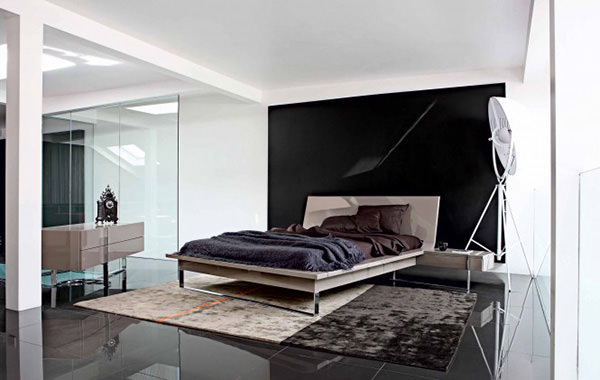 Amenajarea dormitorului