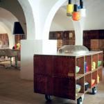 Design interior folosind cutii de lemn: ingenios, spectaculos, creativ