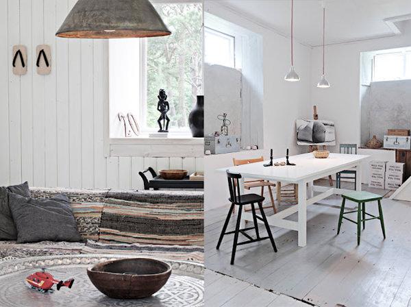 Design interior stil scandinav