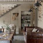 Renovare in stil rustic