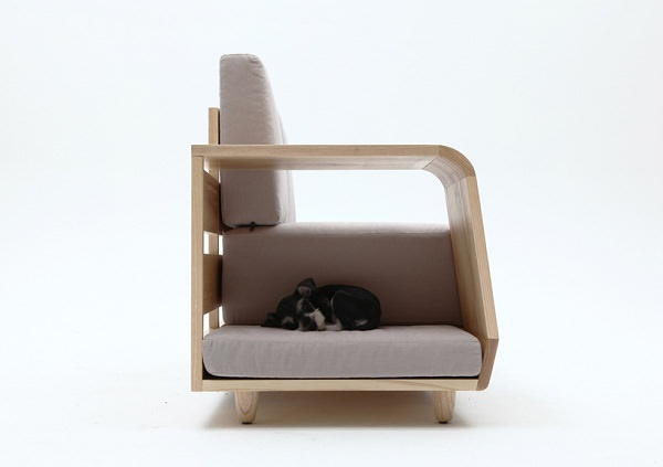 Canapea pentru catei