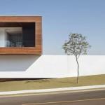 O casa cubica greu de trecut cu vederea: LA House