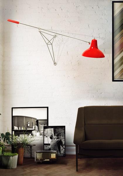 lampa perete diana