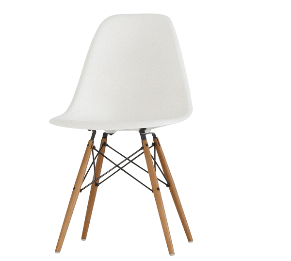 Dsw fiberglass chair Charles Eames