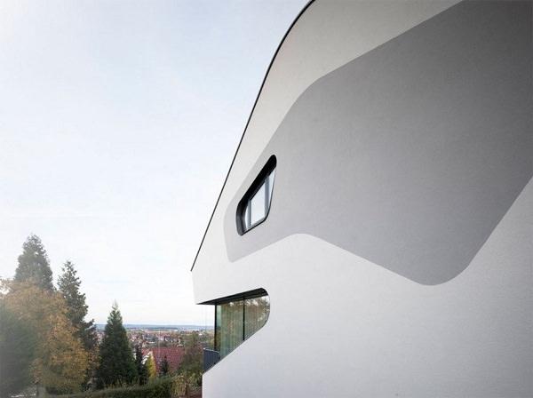 arhitectura contemporana detaliu