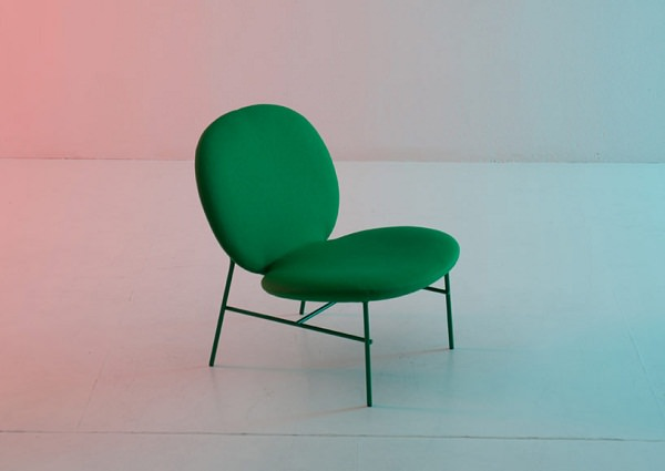kelly chair verde