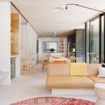 Casa din caramida renovata…in spirit contemporan
