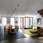Design interior pentru spatii mari: cateva solutii