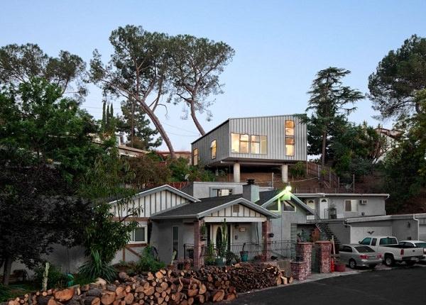 Arhitectura pentru o casa mica