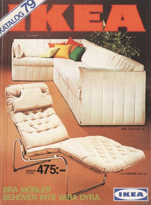 Catalogul Ikea De A Lungul Vremii Din 1951 Pana In 2014