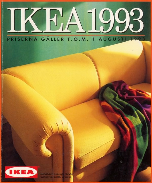 Catalog Ikea 1993