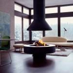 Design interior pentru casa de vacanta: minimalism cu reminiscente…