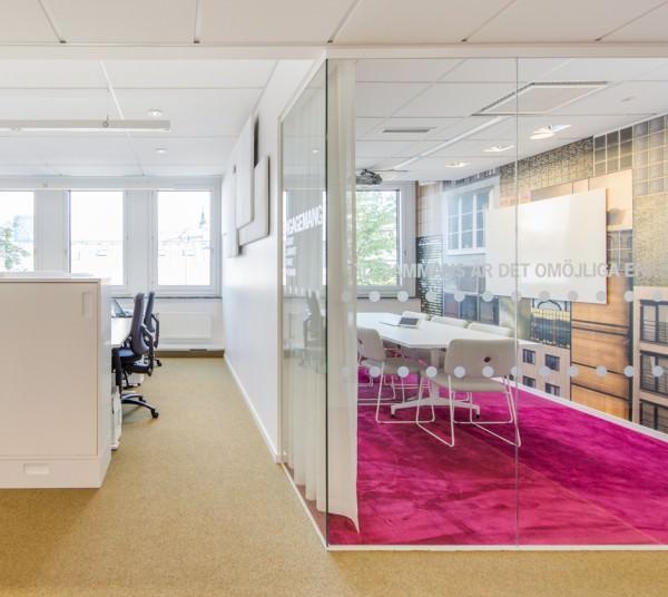 Design interior pentru spatii de lucru