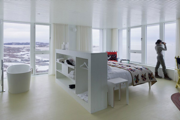 Arhitectura pentru hotel