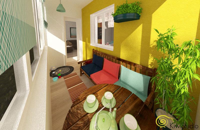 Design interior pentru apartament