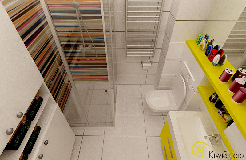 Design interior pentru garsoniera