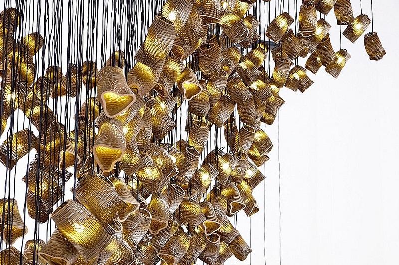 Murmurations lighting by Graypants