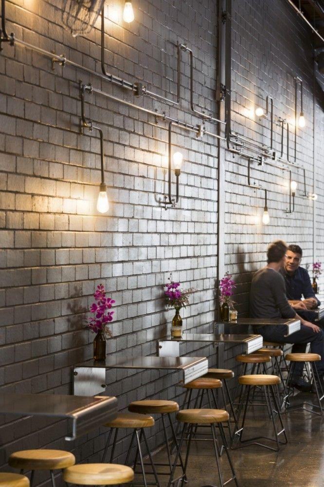 Design interior de cafenea