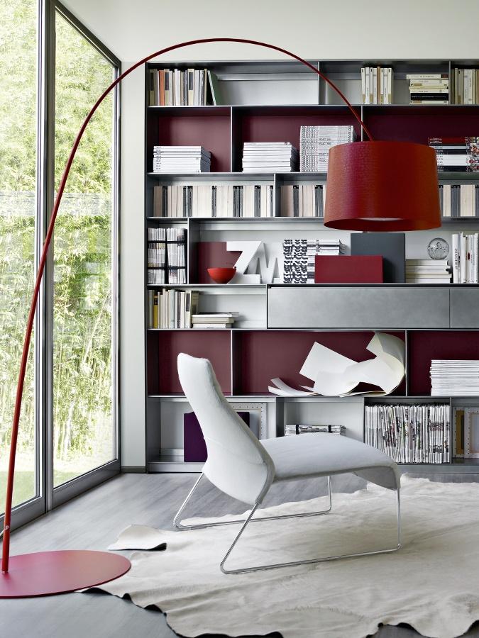 Design interior cu Marsala