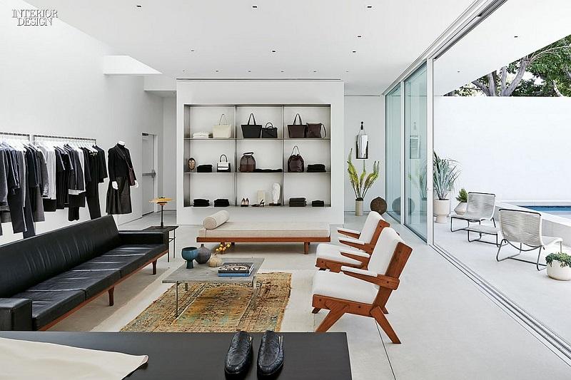 Design interior comercial de lux