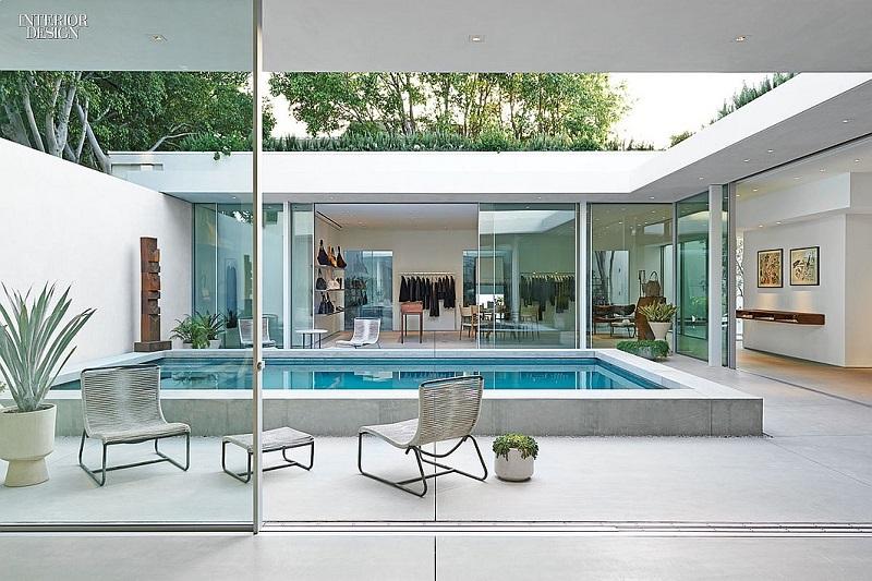 design interior magazin de lux