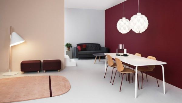 design interior marsala