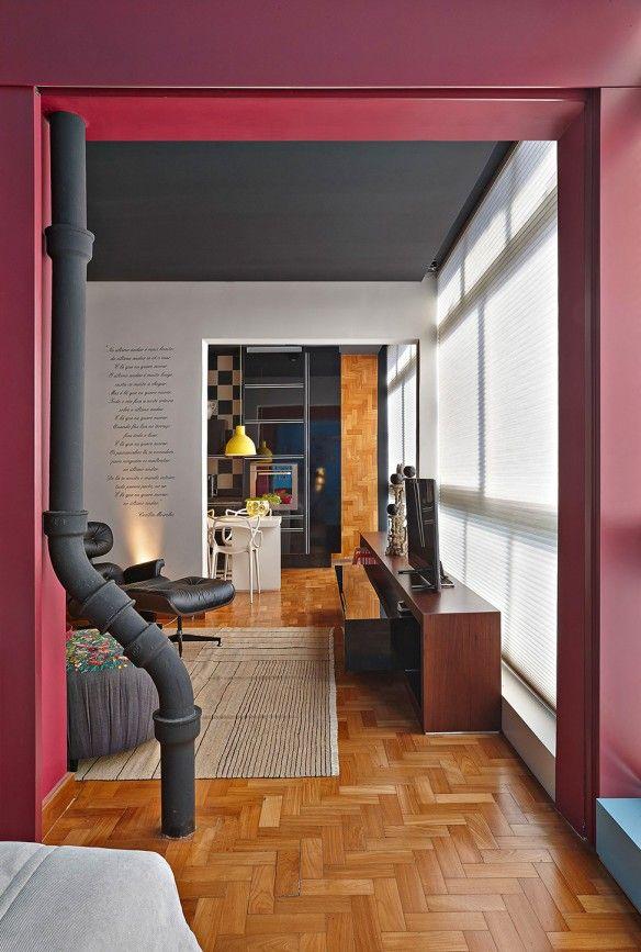 Design Interior Cu Marsala Culoarea Anului 2015 Kiwistudio