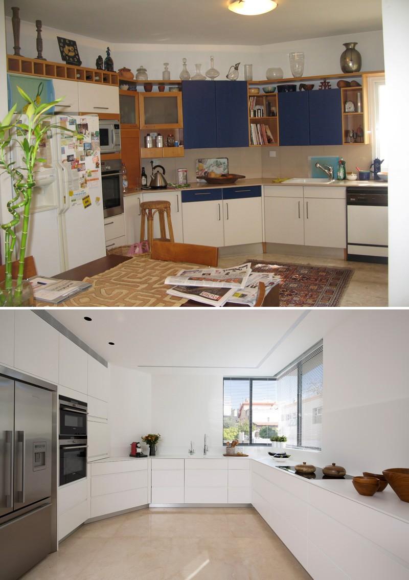 Design interior inainte si dupa renovare