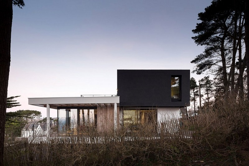 arhitectura la malul marii